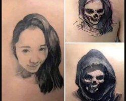 De ce un tatuaj nu a avut efectul dorit