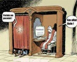 Cele mai bune bancuri cu Bula la biserica