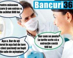 Top bancuri cu stomatologi