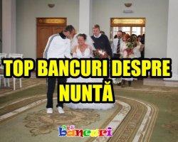 Cele mai amuzante bancuri despre nunti