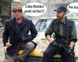 Cele mai tari glume si bancuri cu Chuck Norris